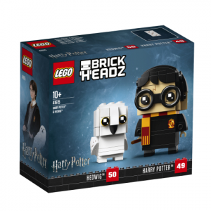 Lego BrickHeadz 41615 Harry Potter & Hedwig