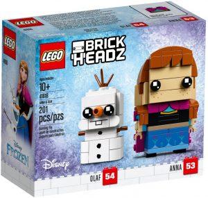 Lego BrickHeadz 41618 Anna & Olaf