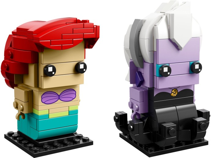 Lego BrickHeadz 41623 Ariel & Ursula