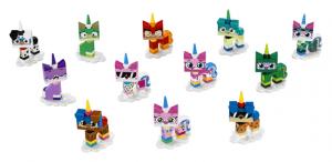 Lego 41775 Puoli-kisu Keräilysarja Figuurit 12 kpl