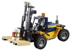 Lego Technic 42079 Haarukkatrukki Raskaaseen Käyttöön
