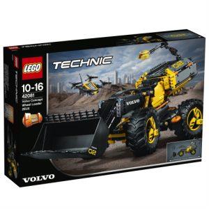 Lego Technic 42081 Volvo Konseptipyöräkuormaaja ZEUX