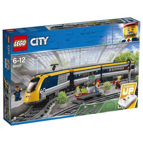 Lego City 60197 Matkustajajuna
