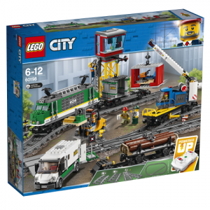 Lego City 60198 Tavarajuna