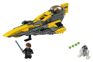 Lego Star Wars 75214 Anakinin Jedi Starfighter