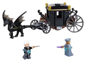 Lego Fantastics Beasts 75951 Grindelwaldin Pako