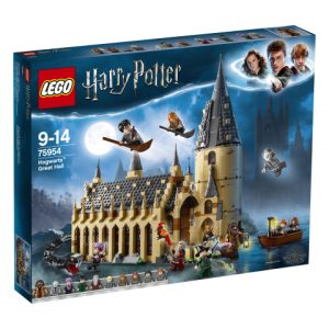 Lego Harry Potter 75954 Tylypahkan Suuri Sali