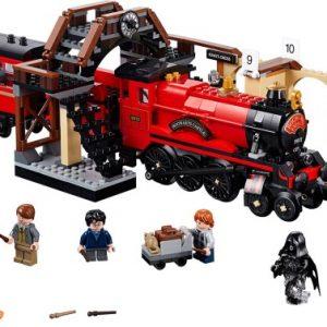 Lego Harry Potter 75955 Tylypahkan Pikajuna