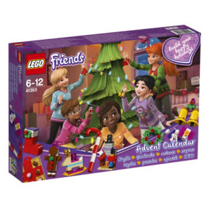 Lego Friends 41353 Joulukalenteri 2018