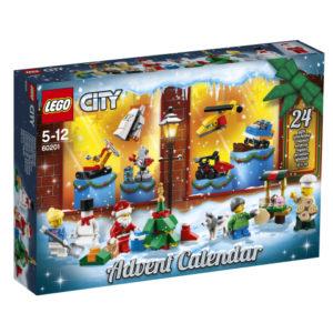 Lego City 60201 Joulukalenteri 2018