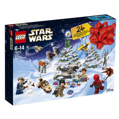 2018 vuoden joulukalenteri Lego Star Wars 75213 Joulukalenteri 2018   Lelut24 2018 vuoden joulukalenteri