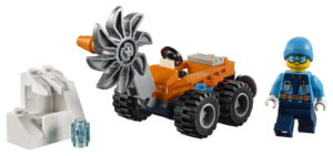 Lego City 30360 Arctic Ice Saw