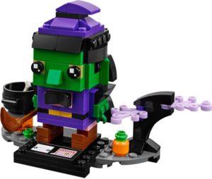 Lego BrickHeadz 40272 Halloween Witch