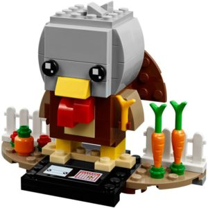 Lego BrickHeadz 40273 Thanksgiving Turkey