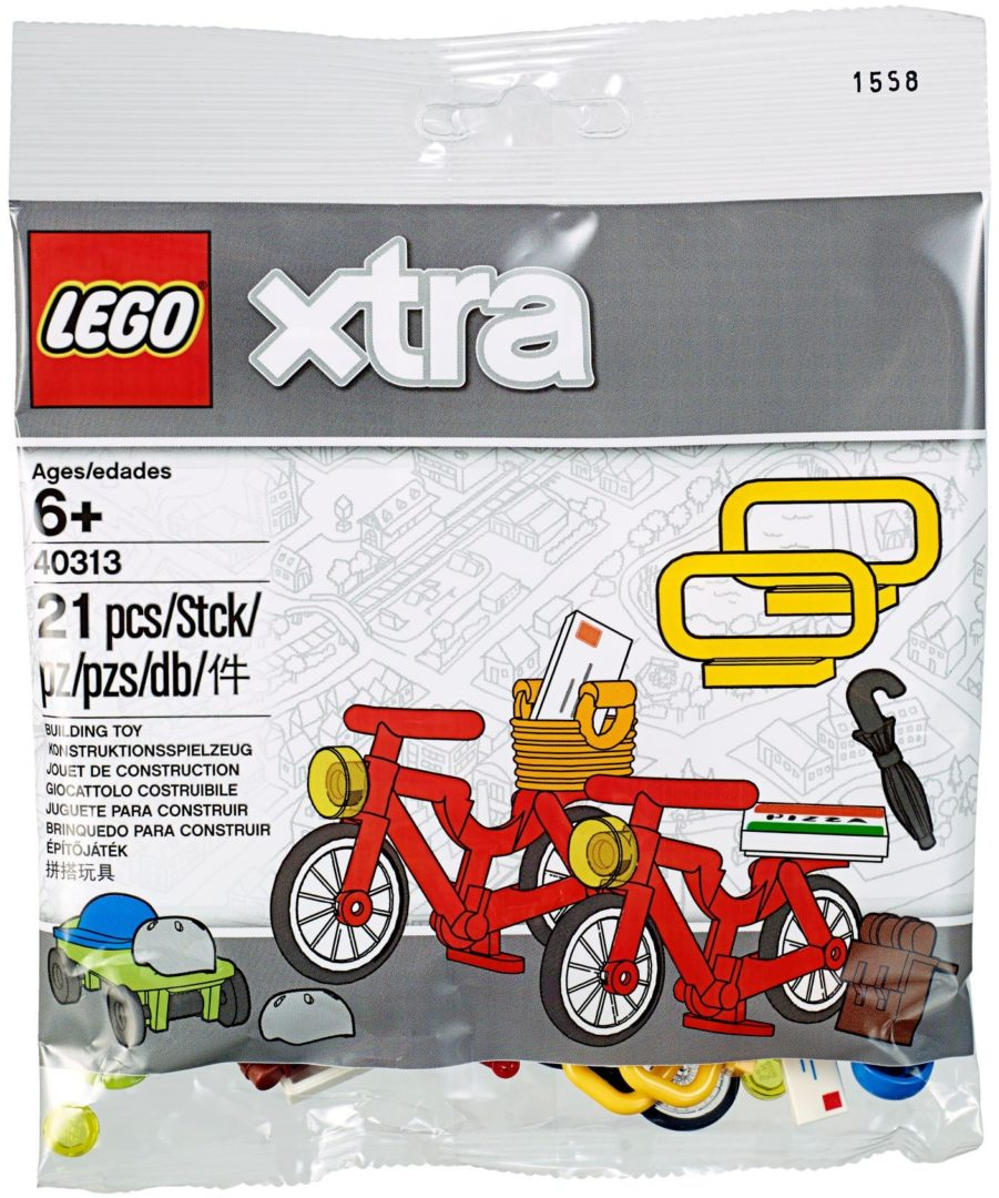 Lego 40313 Bicycles