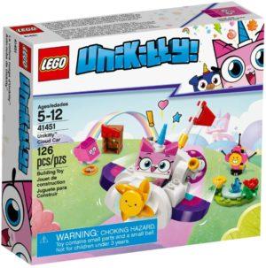 Lego Unikitty 41451 Puoli-kisu ja Pilviauto
