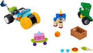 Lego Unikitty 41452 Prinssi Koirasarvinen ja Kolmipyörä