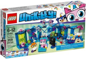 Lego Unikitty 41454 Tri Foxin Laboratorio