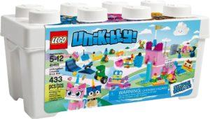Lego Unikitty 41455 Unikingdomin Luova Rakennuslaatikko