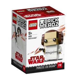 Lego BrickHeadz 41628 Prinsessa Leia Organa