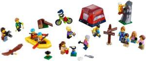 Lego City 60202 Hahmopaketti – Ulkoilmaseikkailu
