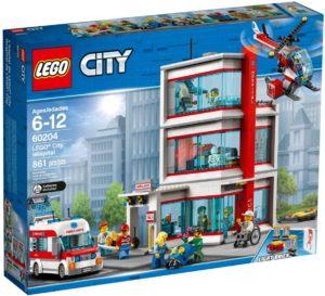 Lego City 60204 Sairaala