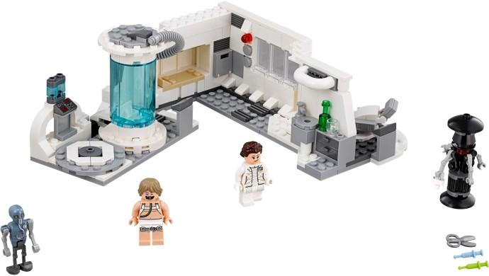 Lego Star Wars 75203 Lääkintäkammio Hothilla
