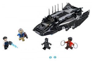 Lego Super Heroes 76100 Kuninkaallisen Kynsihävittäjän Hyökkäys