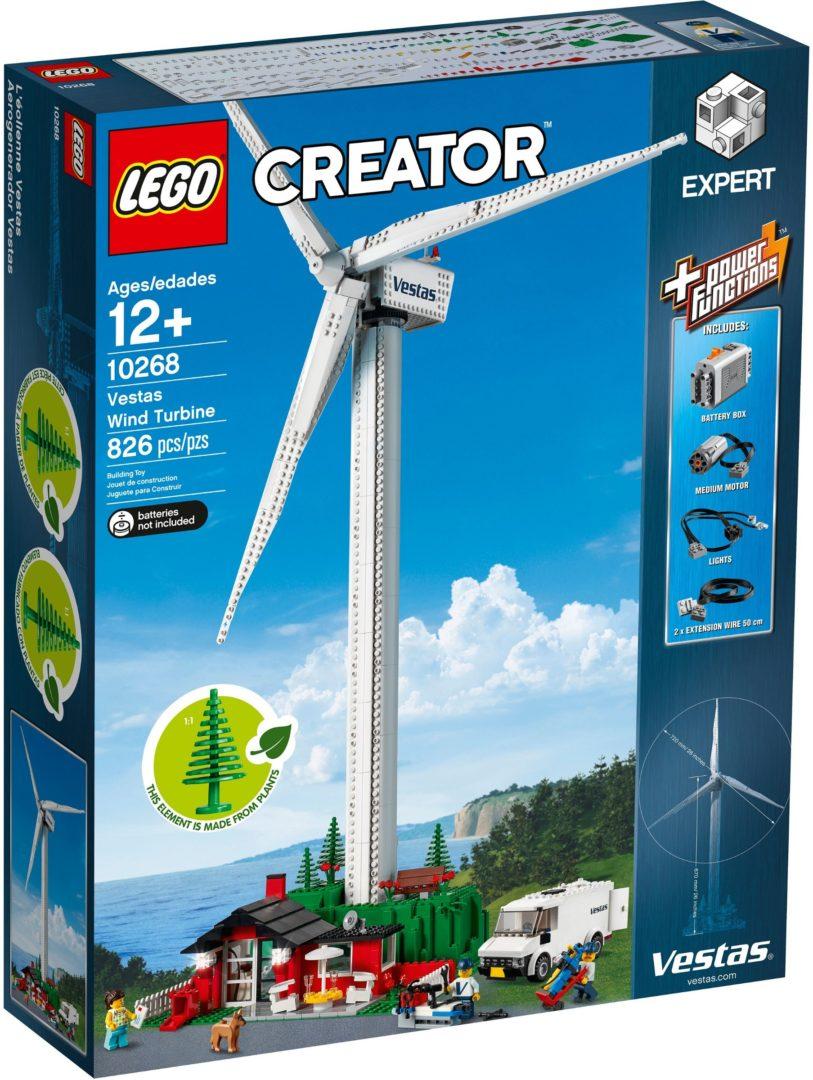 Lego Creator 10268 Vestas Wind Turbine