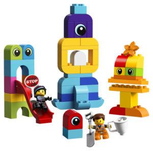 Lego Duplo 10895 Emmetin ja Lucyn Vieraat DUPLO® Planeetalta