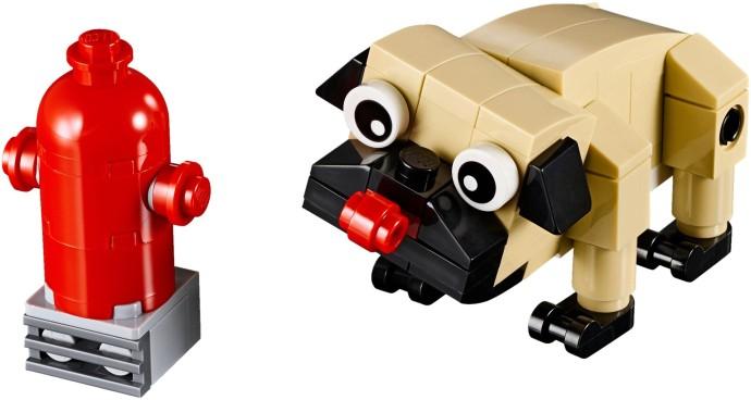 Lego Creator 30542 Cute Pug
