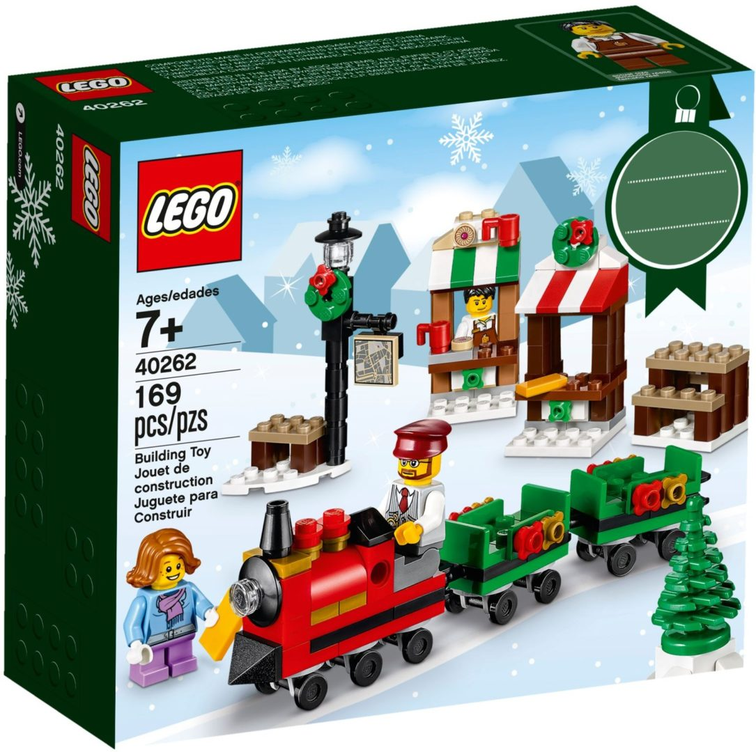 Lego 40262 Christmas Train Ride