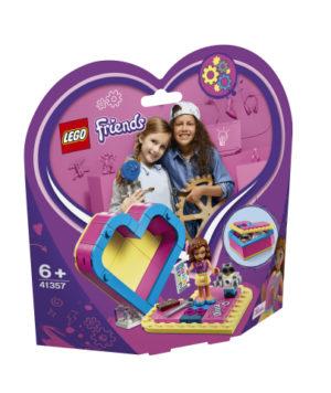 Lego Friends 41357 Olivian Sydänlaatikko
