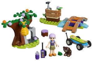 Lego Friends 41363 Mian Metsäseikkailu