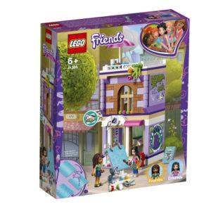 Lego Friends 41365 Emman Taidestudio