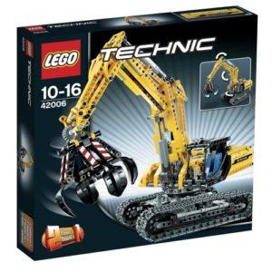 Lego Technic 42006 Kaivinkone - Käytetty