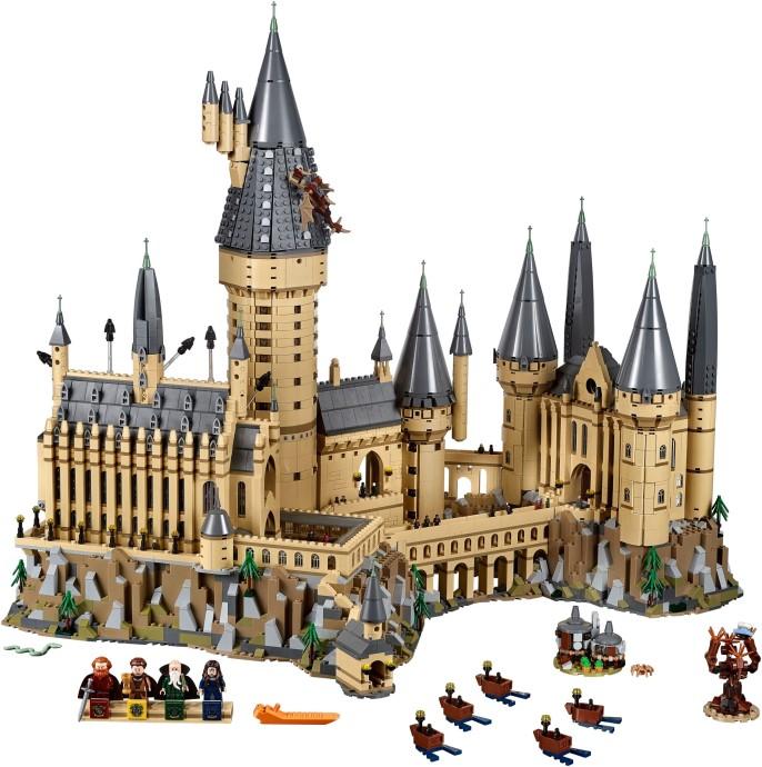 Lego Harry Potter 71043 Tylypahkan Linna