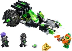 Lego Nexo Knights 72002 Kaksoisfector