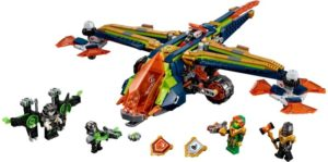 Lego Nexo Knights 72005 Aaronin X-jousi