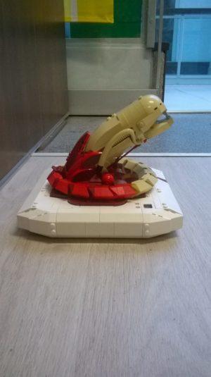 Lego Alien & Chestburster - Käytetyt