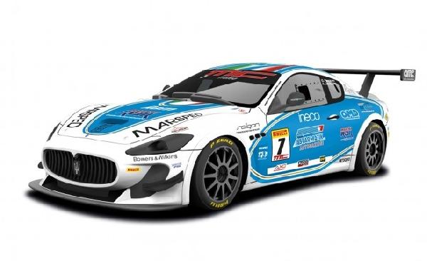 Scalextric C3507 Maserati Trofeo