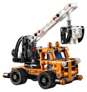 Lego Technic 42088 Nostolava-auto