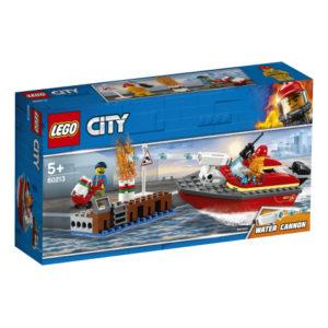 Lego City 60213 Laituripalo