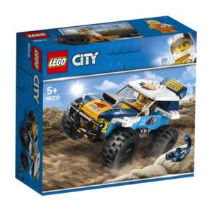 Lego City 60218 Aavikkoralliauto
