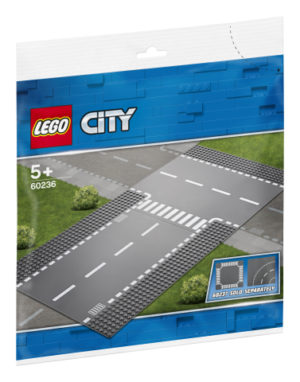 Lego City 60236 Suora ja T-risteys