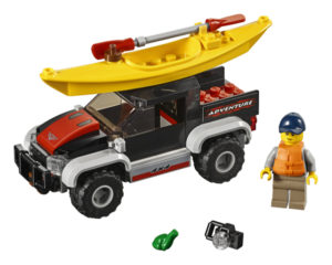 Lego City 60240 Kajakkiseikkailu