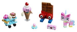 Lego Movie 2 70822 Puolikisun KAIKKIEN AIKOJEN Suloisimmat Ystävät!