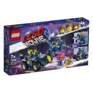 Lego Movie 2 70826 Rexin Rextreme-maasturi!