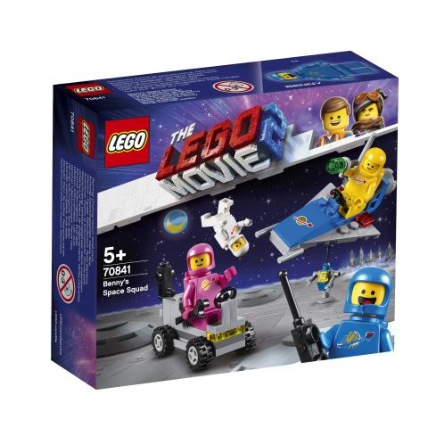 Lego Movie 2 70841 Bennyn Avaruusryhmä