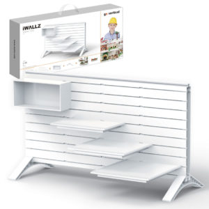 iWALLZ i8001 Starter -Paketti